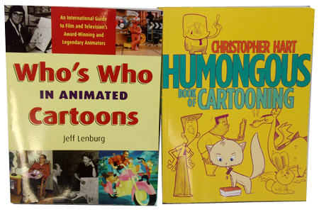 books-of-cartoons